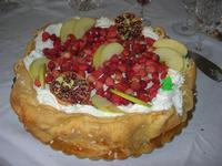 torta alla frutta bagherese - 25 dicembre 2009  - Alcamo (4455 clic)
