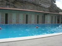 Località Ponte Bagni - Terme Segestane - la piscina- 12 settembre 2010  - Castellammare del golfo (4754 clic)