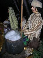 presepe con i pupi siciliani - 4 dicembre 2010  - Caltagirone (1826 clic)