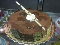 torta al cioccolato - Enny - 12 novembre 2011  - Alcamo (868 clic)