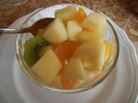 macedonia di frutta - Due Palme - 8 gennaio 2012  - Santa ninfa (1036 clic)