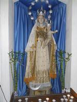 statua dell'Immacolata - 4 dicembre 2010 CALTAGIRONE LIDIA NAVARRA