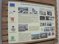 Castello di Rampinzeri - locandina - 6 giugno 2010  - Santa ninfa (2095 clic)
