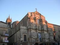 Chiesa di San Francesco all'Immacolata - 4 dicembre 2010 CALTAGIRONE LIDIA NAVARRA