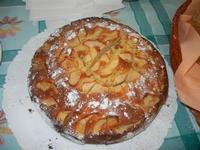 torta di mele - I.C. Pascoli - 24 novembre 2011  - Castellammare del golfo (945 clic)