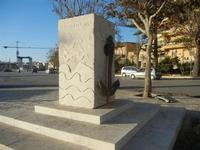 Ceppo ai Caduti del Mare - Lungomare Mazzini - 6 novembre 2011  - Mazara del vallo (655 clic)