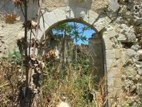 Castello di Rampinzeri - 6 giugno 2010  - Santa ninfa (1484 clic)
