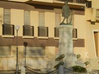 Monumento ai Caduti in Guerra - Lungomare Mazzini - 6 novembre 2011  - Mazara del vallo (786 clic)