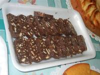 salame di cioccolata - I.C. Pascoli - 24 novembre 2011  - Castellammare del golfo (773 clic)