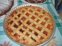 crostata di marmellata - I.C. Pascoli - 24 novembre 2011  - Castellammare del golfo (795 clic)