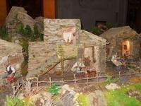Il Presepe animato in terracotta nella Chiesa del Carmine - 4 dicembre 2010  - Caltagirone (1455 clic)