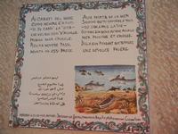 lapide dedicata ai Caduti del Mare - Lungomare Mazzini - 6 novembre 2011  - Mazara del vallo (714 clic)