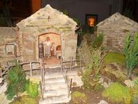 Il Presepe animato in terracotta nella Chiesa del Carmine - 4 dicembre 2010  - Caltagirone (1444 clic)