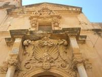 Chiesa di Santa Caterina - particolare - 9 maggio 2010   - Mazara del vallo (2897 clic)