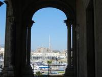 Cala Marina vista dalla Chiesa Santa Maria della Catena - 8 agosto 2011 PALERMO LIDIA NAVARRA
