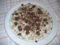 cuccia con biancomangiare e cioccolato - 12 dicembre 2011  - Alcamo (1667 clic)