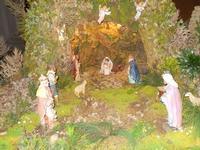 Il Presepe animato in terracotta nella Chiesa del Carmine - 4 dicembre 2010  - Caltagirone (1429 clic)