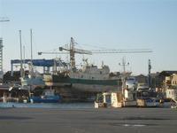 Cantiere Navale - 6 novembre 2011  - Mazara del vallo (709 clic)