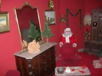 la casa di Babbo Natale - 4 dicembre 2010  - Caltagirone (1695 clic)