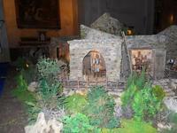 Il Presepe animato in terracotta nella Chiesa del Carmine - 4 dicembre 2010  - Caltagirone (1448 clic)