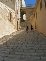 Scalinata Porta Marina - 12 settembre 2010   - Castellammare del golfo (1090 clic)