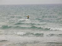 Zona Canalotto - kitesurf - 28 settembre 2011  - Alcamo marina (1106 clic)