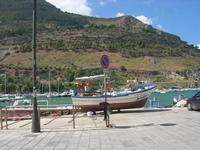 al porto - 12 settembre 2010   - Castellammare del golfo (1135 clic)