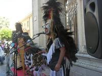 musica etnica - Infiorata 2010 - 16 maggio 2010  - Noto (3952 clic)