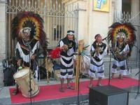 musica etnica - Infiorata 2010 - 16 maggio 2010  - Noto (2871 clic)