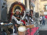 musica etnica - Infiorata 2010 - 16 maggio 2010  - Noto (2916 clic)