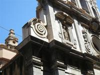 Chiesa Chiesa di San Matteo al Cassaro, sul Corso Vittorio Emanuele - particolare architettonico - 8