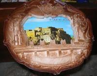 la Bottega nella Roccia - souvenir - 21 marzo 2010   - Caccamo (3478 clic)