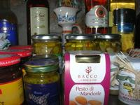 la Bottega nella Roccia - vini e conserve di prodotti tipici - 21 marzo 2010   - Caccamo (5447 clic)