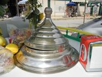 il carretto dei gelati - particolare - 2 giugno 2011  - Selinunte (1566 clic)