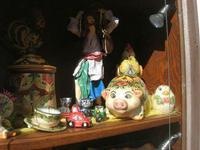 ceramiche in vetrina - 5 aprile 2010   - Erice (3012 clic)