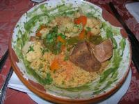 cous cous di carne e verdure - Busith - 27 dicembre 2009  - Buseto palizzolo (3672 clic)
