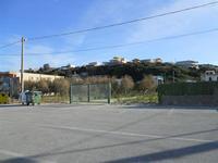 Zona Canalotto - piazzale e case sulla collina - 30 dicembre 2009  - Alcamo marina (2604 clic)