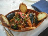 zuppa di pesce - La Cambusa - 31 marzo 2010  - Castellammare del golfo (3110 clic)