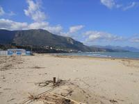 Spiaggia Plaja - 24 gennaio 2010  - Castellammare del golfo (1085 clic)