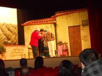 Teatro Cielo D'Alcamo - Piccolo Teatro Alcamo presenta MPRESTAMI A TO MUGGHIERI, commedia brillante in due atti di Nino Mignemi - 12 dicembre 2009  - Alcamo (2448 clic)