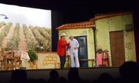 Teatro Cielo D'Alcamo - Piccolo Teatro Alcamo presenta MPRESTAMI A TO MUGGHIERI, commedia brillante in due atti di Nino Mignemi - 12 dicembre 2009  - Alcamo (2453 clic)