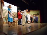 Teatro Cielo D'Alcamo - Piccolo Teatro Alcamo presenta MPRESTAMI A TO MUGGHIERI, commedia brillante in due atti di Nino Mignemi - 12 dicembre 2009   - Alcamo (2529 clic)