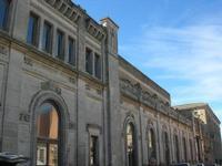 Teatro - facciata laterale - 5 dicembre 2010 CALTAGIRONE LIDIA NAVARRA