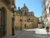retro e cupole Cattedrale - 9 maggio 2010  - Mazara del vallo (1798 clic)