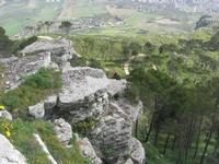 panorama dal Monte Erice - 5 aprile 2010  - Erice (2553 clic)