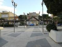 Piazza Cristo Re - 24 gennaio 2010   - Valderice (3078 clic)