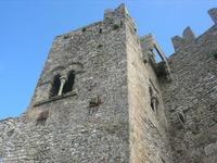 Castello di Venere - bifore - 5 aprile 2010  - Erice (2257 clic)