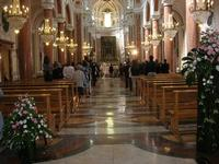 Basilica Maria SS. Assunta - matrimonio - 26 giugno 2010  - Alcamo (3198 clic)