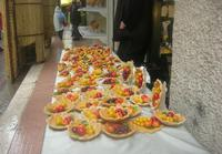 ARCHI DI PASQUA - artigianato locale - 18 aprile 2010  - San biagio platani (3549 clic)