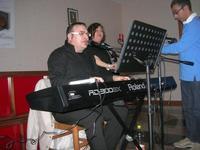 Presentazione del Connubio RizzoMani - Parole in Musica - Francesco Gallina e Donatella Piras - presso la Sala Convegni dell'Istituto Suore Francescane S. Chiara - 24 aprile 2010  - Corleone (3932 clic)